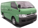 TOYOTA Hiace H200 (2004-) - conversion kit SVO/WVO/PPO