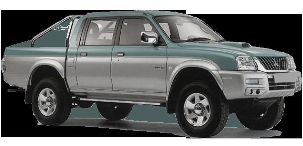 Mitsubishi L200 Conversion Kit Svo Wvo Ppo Anc