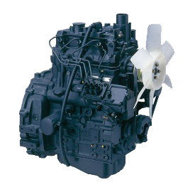 Shibaura-LEP854-A - conversion kit SVO/WVO/PPO