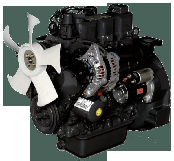 Kioti-3C093LWS - conversion kit SVO/WVO/PPO