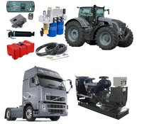 SVO/WVO conversion kits for trucks and other industrial applications